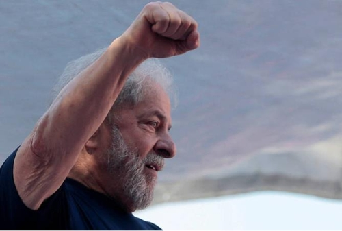 브라질 대선주자 룰라 모금도 가장 앞서…대중적 인기 확인