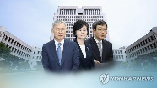 김선수·이동원·노정희 대법관 취임…사법부 주류 교체 가시화