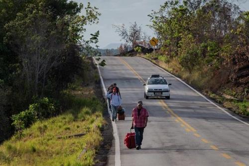 브라질 판사, 베네수엘라인 입국 금지 명령…국경지역 긴장