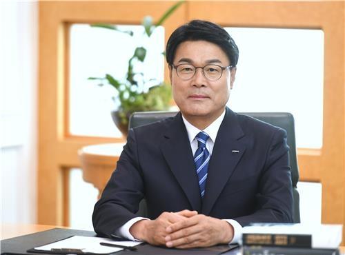 """최정우 포스코 회장, 그룹 전 임원에 """"개혁 아이디어 내라"""""""