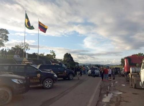 브라질 연방대법원, 베네수엘라 국경 폐쇄 하루만에 무효화