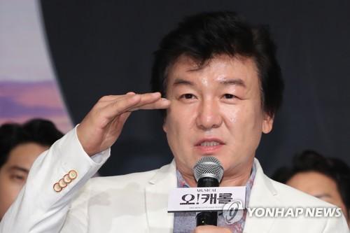"""주병진 뮤지컬 데뷔…""""마지막 기회·마지막 도전"""""""