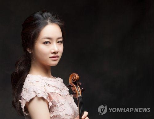 바이올리니스트 김봄소리