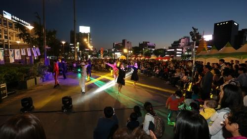 광주 동구 문화재야행 행사