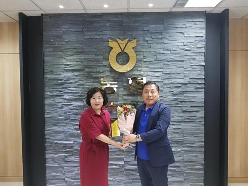 [사람들] 농협회장상 받은 광주보건환경연구원 김진희 소장