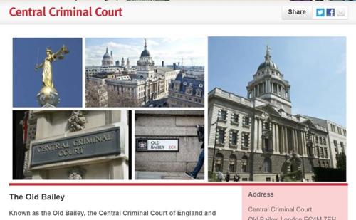 런던 중심가서 차량 테러 준비하던 IS 추종자 유죄 선고