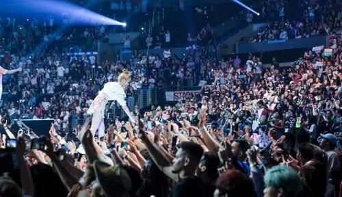 케이콘 LA 콘서트 열기