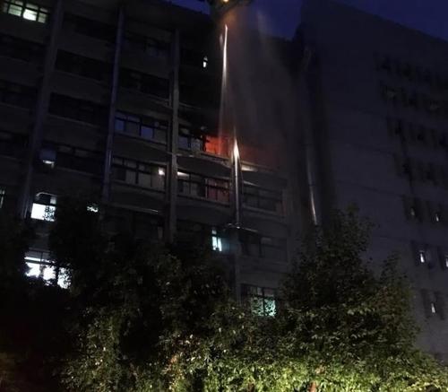 대만 중증환자 입원 병원서 화재