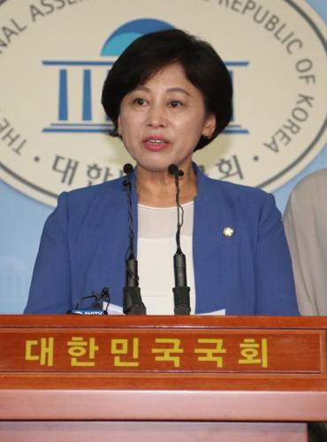남인순 의원 [ 연합뉴스 자료사진 ]