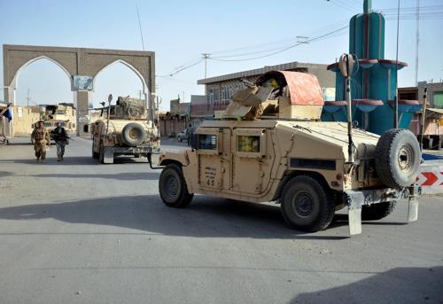 아프간 동부 격전으로 4일간 군경 100명·탈레반 194명 사망