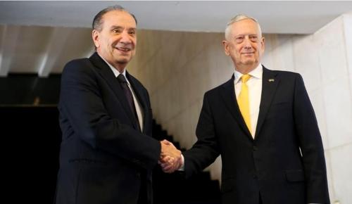 매티스 美국방, 취임후 첫 남미 순방…브라질 등 4개국 방문