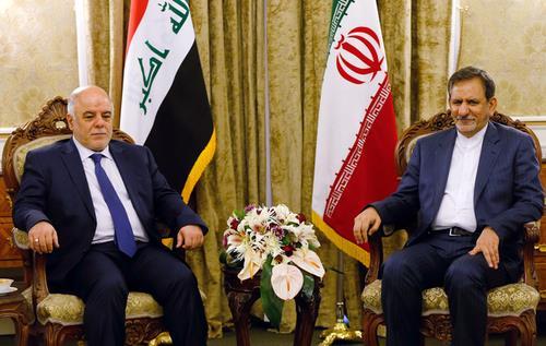 """이라크 총리 """"미국의 이란제재 따르지 않을 것"""""""