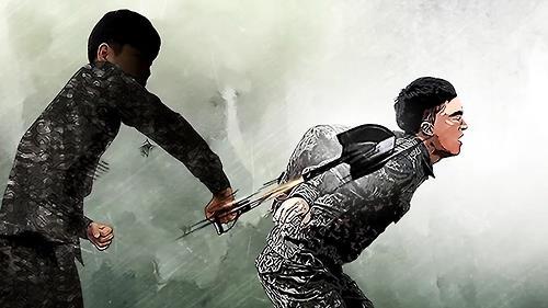 병사들 손톱 부러뜨리고 철봉에 묶어놓고…군 간부들 징역 2년
