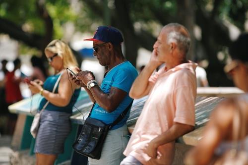 개혁개방 속도내는 쿠바…모바일 인터넷 시대 열린다