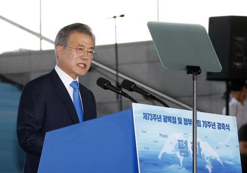 문 대통령 남북경협 청사진에 접경지 기대↑(종합)