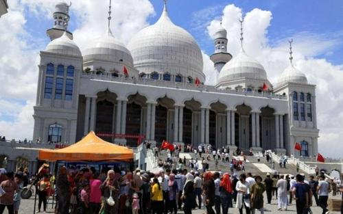 중국, 이슬람 주민 집단시위에 모스크 철거 '보류'