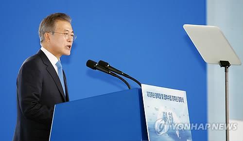 文대통령 언급 '남북경협 경제효과 170조원' 어떻게 나왔나