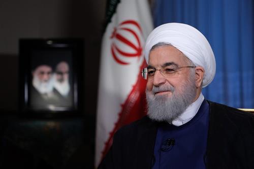 """이란 대통령 """"미국이 협상의 다리 불태웠다"""" 비판"""