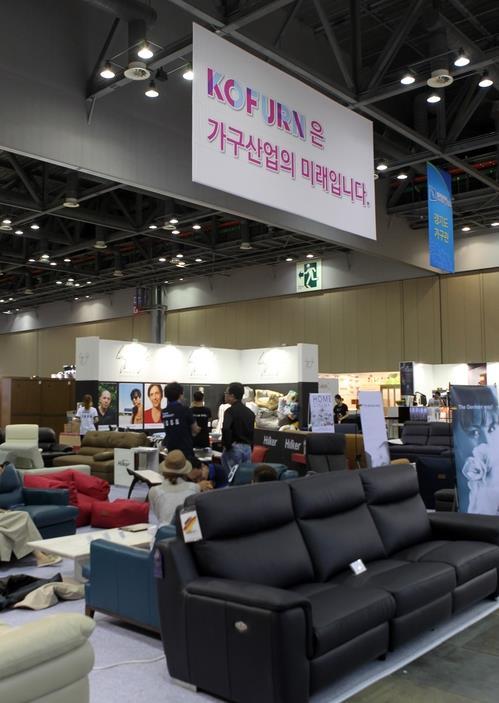 '2018 한국국제가구 및 인테리어산업대전' 29일 킨텍스서 개막
