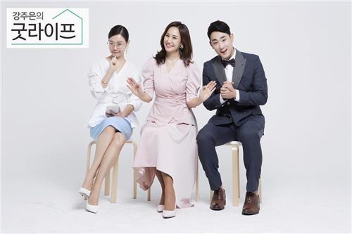 CJ ENM 오쇼핑부문, '강주은의 굿라이프' 시즌2 선보인다