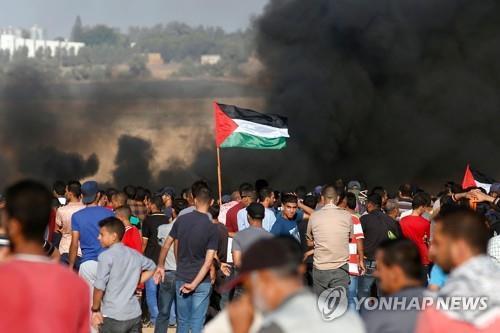 """""""이집트 정보수장, 가자지구 휴전 위해 이스라엘 방문"""""""