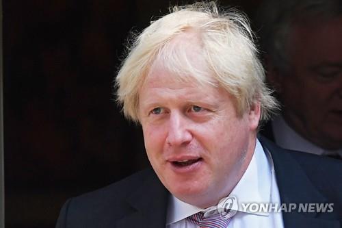 영국 야당, '꼼수 출장' 존슨 전 외무에 출장비 반환 요구