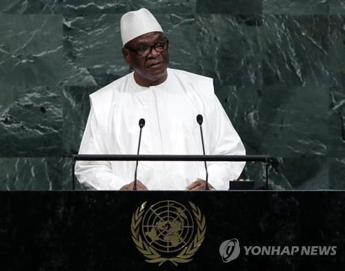 아프리카 말리서 케이타 대통령 재선…'정국안정' 과제