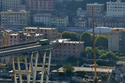 다리붕괴 참사에 이탈리아 정부 'EU 탓'…EU는 즉각 반박