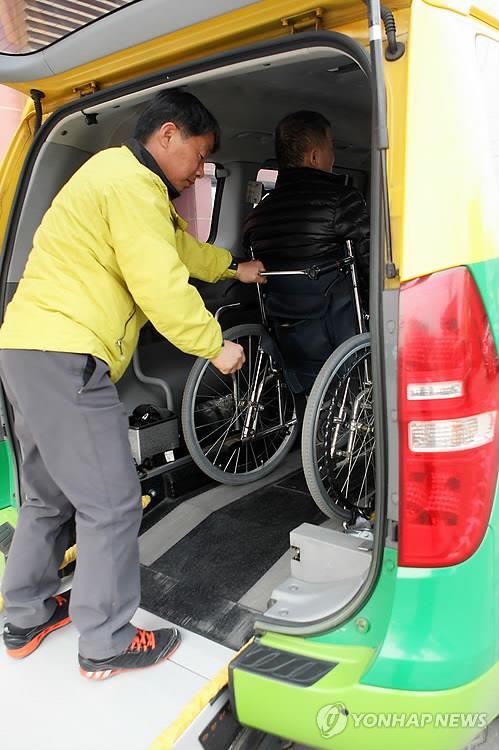 증평군 교통약자 운송 차량 2대 늘려