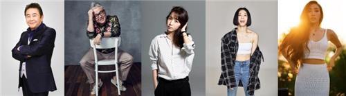 tvN '300' 심사위원단에 허참·김형석·김이나