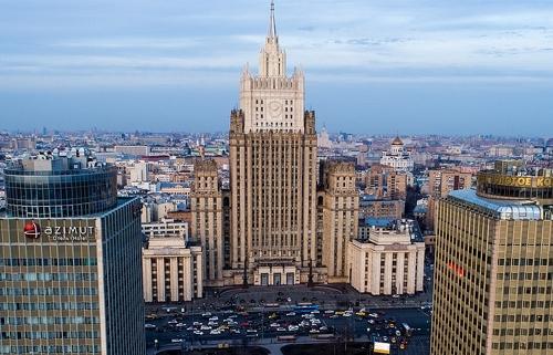 러시아, '대북제재 위반' 자국 기업 제재한 미국 비난