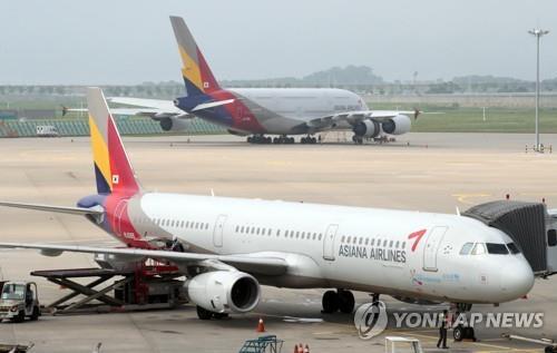 한국 초등학생들, 항공기 결항으로 상하이서 발 묶여