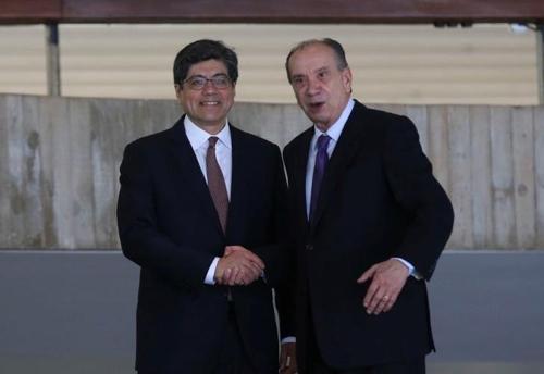 """에콰도르 외교 """"남미국가연합 활성화 위한 외교적 노력 필요"""""""