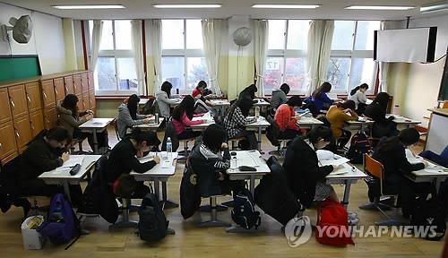 """수능전형 30% 권고에도 실제 선발인원 증가폭은 """"글쎄…"""""""