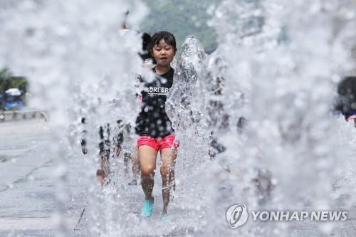 '또다시 무더위'…대전·충남 내일 폭염특보 확대