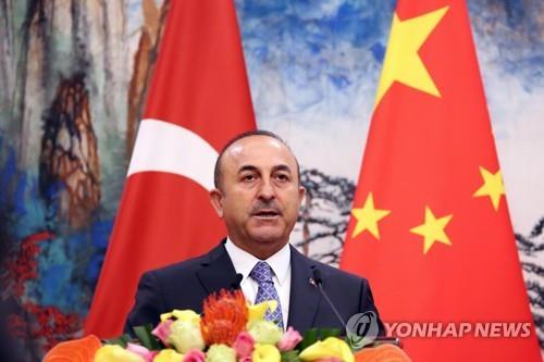 """터키, 연일 미국 '때리기'…외교장관 """"美 위협의 언어 선호"""""""