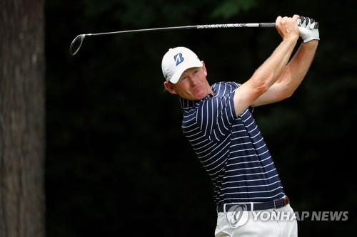 59타 친 스네데커, 2년 만에 PGA 투어 대회 우승(종합)