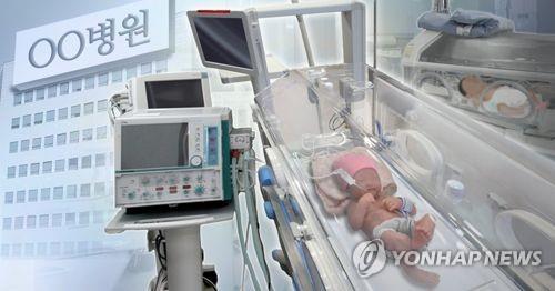 신생아 중환자실 모습 (PG)