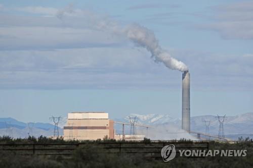 트럼프 정부, 오바마 화력발전소 정책 뒤집기…배출규제 완화