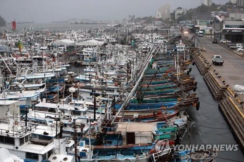 [태풍 비상] 솔릭 오전 5시 충남 북상…전북 큰 피해 없어(종합2보)