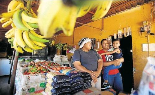 유엔 브라질에 넘어온 베네수엘라 난민 43% 일자리 찾아