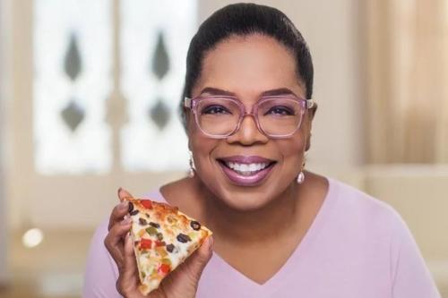 오프라 윈프리, 냉동 피자 시장에 출사표