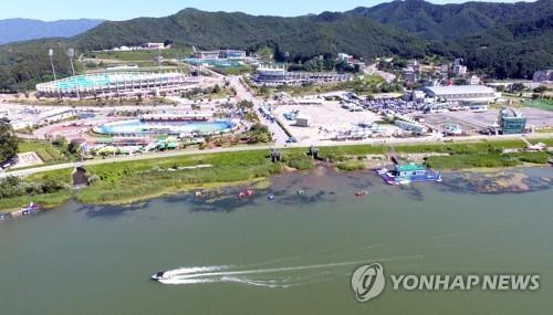 송암스포츠타운 전경[연합뉴스 자료사진]