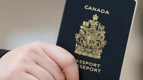 캐나다 여권 [CBC 홈페이지]