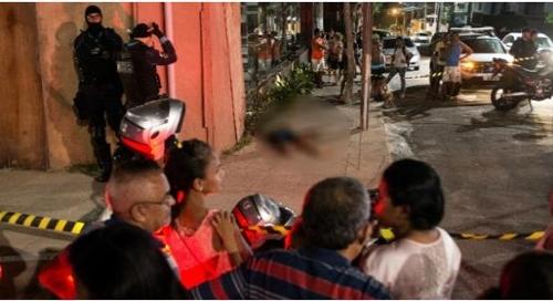 브라질 북동부서 최악의 연쇄살인 사건…나흘간 40여명 피살
