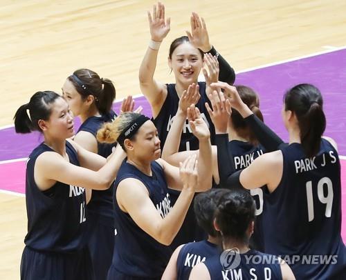 女농구 단일팀 AG 은메달 확보…선동열호는 일본 꺾고 결승 유력