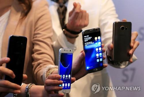 삼성 갤S7 사용자들 OS 업데이트 후 발열·무한부팅 주장