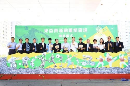 린자룽 타이중 시장(정중앙)[타이중시 홈페이지 캡처]