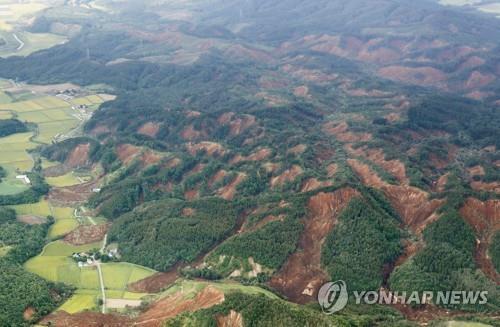 日홋카이도 여진 64회…1주내 동일규모 6.7 지진 우려(종합)