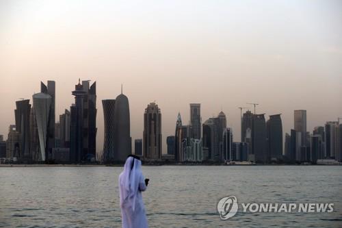 카타르 수도 도하[AFP=연합뉴스 자료사진]